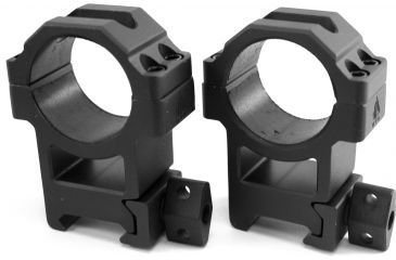 Leapers UTG Max Strength Picatinny Rings, 30mm High Profile, Compact RG2W3224