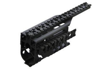 Leapers UTG Mini-14 Tactical Quad Rails MNT-HG214QR