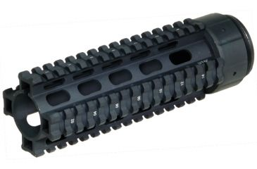 Leapers UTG 1-Piece Metal Free Float Quad Rail
