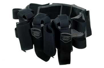 Leapers Paintball-7 Tube Tactical Ammo Belt Harness PVC-PBH7AB