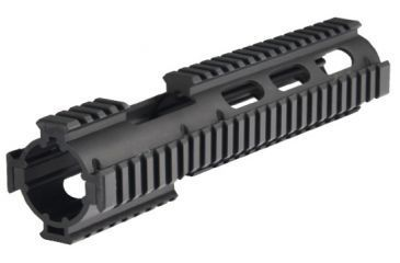 Leapers UTG PRO Model 4/15, Carbine Length Quad Rail System, Front Extension MTU015