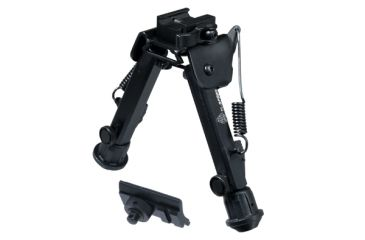 1-Leapers UTG Super Duty Op Bipod w/ QD Lever Lock