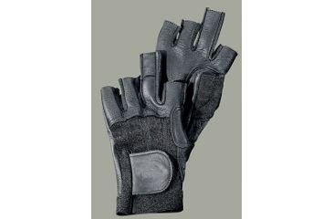 BlackWater Gear Leather Shooting Gloves Medium 00111