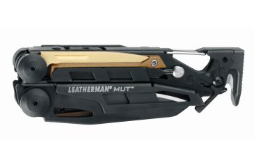 Leatherman MUT EOD Multi-Tool - Black w/ Black Molle Sheath 850132
