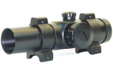 Leatherwood / Hi-Lux Optics Red Dot 1x30 Scopes ES1X30