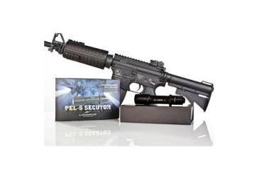 LEDWAVE Flashlights Secutor, 120 Lumens, 2 x CR123A, NO LED-SECUTOR