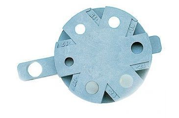 Lee 90302 Micro Disk Kit Each Small Caliber Cases Range
