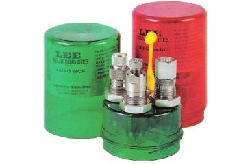 Lee Carbide 3 Die Set W/Shellholder For 45 Auto Rimfire 40725