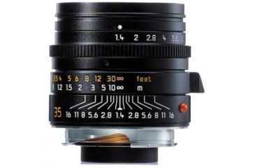 Leica 35mm / f1.4 ASPH SummiLux Lens for M8 Camera 11874