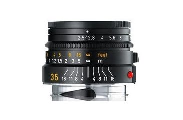 Leica 35mm f2.5 rangefinder lens