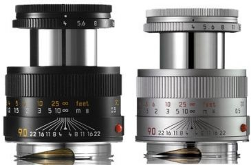 Leica 90mm extended Macro Elmar Lenses