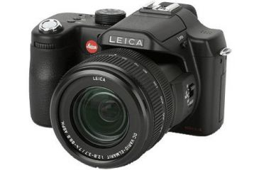 Leica V-LUX 1 10MP Digital Camera w/ Optical Zoom & Image Stabilization 18313