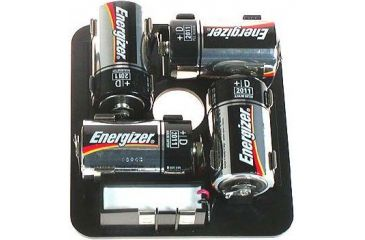 Leica Geosystems Alkaline Battery Housing w/o Batteries 726747