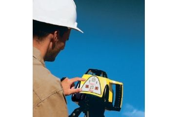 Leica Geosystems Rugby 100 LR GC Surveying Equipment
