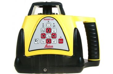 Leica Geosystems Rugby 200 Class IIIa General & Interior Consruction Laser