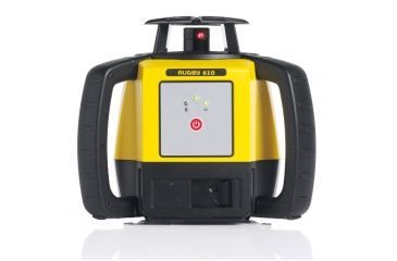 Leica Geosystems Rugby 610, Rotary Laser, Self Levelling, Horizontal, Yellow/Black 6008612