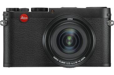 Leica X Vario 16mp Digital Camera, Black, 9x8x7 18430