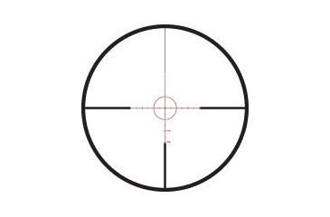 Illuminated Special Purpose Reticle (SPR)