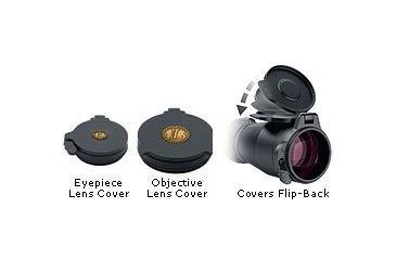 Leopold Alumina Flip-Back Lens Covers