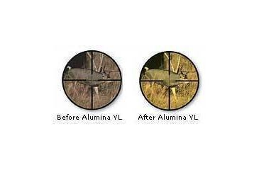 Leupold Alumina Intensifier YL (Yellow) for Leupold Rifle Scopes (50 42 40 36 32 33 28 20 mm)
