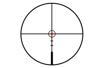 Leupold Riflescope Ballistic Reticle