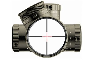 Leupold Mark 4 M2 Rifle Scope - Illuminated Reticle