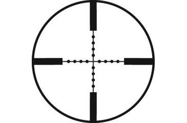 Leupold Mark 4 4.5-14x40 Mil Dot reticle