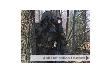 Using of Leupold Anti Reflection Tenebraex Devices