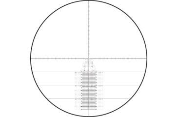 Leupold MARK 6 3-18x44mm Front Focal Plane Riflescope 115294