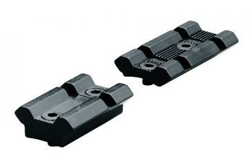 Leupold Rifleman Rifle Scope Mount Base, 2-pc, Remington 7, Matte Black