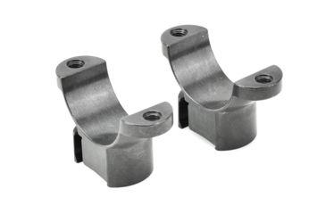 "NEW Leupold 1/"" Ring Mounts Rimfire 13mm Grooved Receiver Gloss Medium 49947"