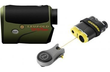 Leupold RX-FullDraw Rangefinder and QuickDraw Tether System