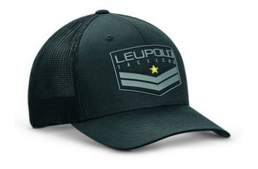 2e9cc789138c9 Leupold Tact Badge Flexfit Black S M 170586