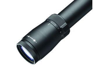 Leupold VX6 Matte Black 1-6x24mm Riflescope - Duplex Reticle