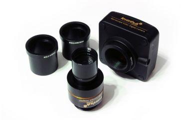 Levenhuk Digital Camera, USB 2.0, Black, Medium 35952