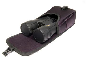 Levenhuk Monaco Binoculars, Black, Medium 49136