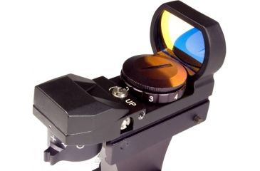 Levenhuk Ra Red Dot Finder, Black, Medium 55654