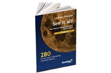 Levenhuk See it all! Astonomers Handbook, Blue, Small 60973