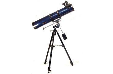 Levenhuk Strike PLUS Reflecting Telescope, Blue, Large 37360