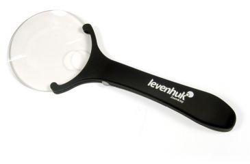 Levenhuk Zeno LED Magnifier, 88-21 mm, Black, Medium 38115