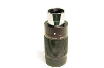Levenhuk Zoom Telescope Eyepiece, Black, Small 28069