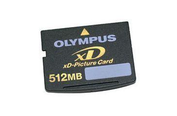 Lexar 512 MB Olympus xD-Picture Memory Card - XD512231