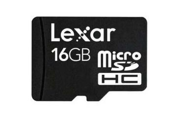 Lexar Micro Secure Digital 16gb Card LSDMI16GASBNA