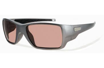 Liberty Sport Suns ADVENTURE 1 Protective Eyewear Shiny Gunmetal Frame,Rose Amber Lens, Unisex ADVNT1SGUN5919130DSL