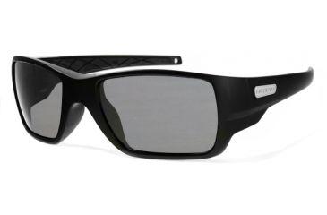 Liberty Sport Suns ADVENTURE 2 Protective Eyewear Matte Black Frame,Grey Polar Lens, Unisex ADVNT2MTBK5919130GPL