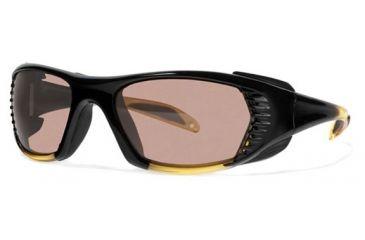 Liberty Sport Suns FREE SPIRITProtective Eyewear Tiger Eye Frame,Rose Amber Lens, Women FREESPTEYE5718125DSL