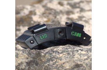 3-Lidcam HD-1 8x Lightweight Action Camera, 1080p