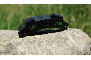 5-Lidcam HD-1 8x Lightweight Action Camera, 1080p