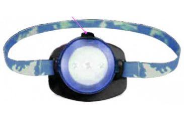 Life Gear LED GLOW Kid's Headlamp - Sky Blue