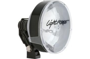 Lightforce Performance Lighting 170mm Striker Remote Mounted Spotlight High Mount 12V 100W Single RM170